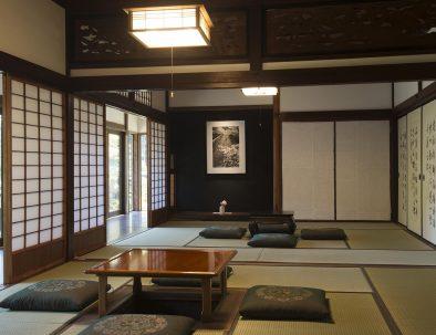Tatami room 012